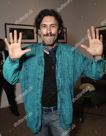 Editorial image of Exclusive - 'You Were Never Really Here' art exhibit at Taschen Gallery, Los Angeles, USA - 05 Apr 2018
