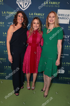 President and CEO, LA Family Housing - Stephanie Klasky-Gamer, President, Worldwide Marketing, Warner Bros. Pictures Group and Warner Bros. Home Entertainment - Blair Rich and Amy Wakeland