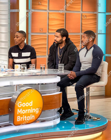 Editorial picture of 'Good Morning Britain' TV show, London, UK - 06 Apr 2018