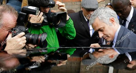 Editorial picture of Britain Soccer Chelsea Doctor, London, United Kingdom - 7 Jun 2016