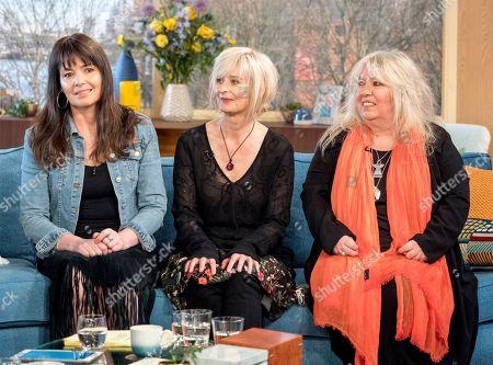 Beverley Craven, Julia Fordham and Judie Tzuke