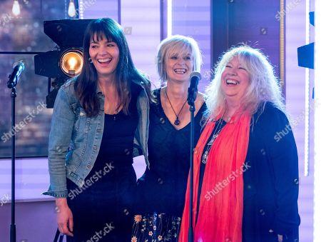 Stock Picture of Beverley Craven, Julia Fordham and Judie Tzuke