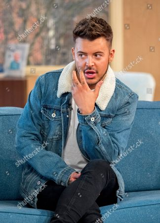 Stock Photo of Ryan Ruckledge