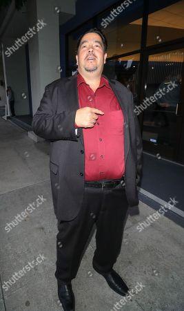 Stock Image of Lou Pizarro