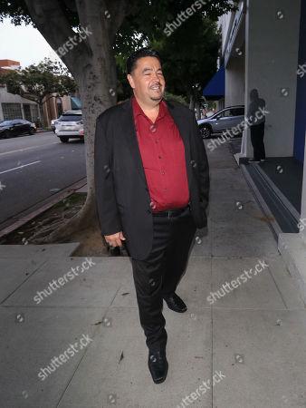 Stock Photo of Lou Pizarro