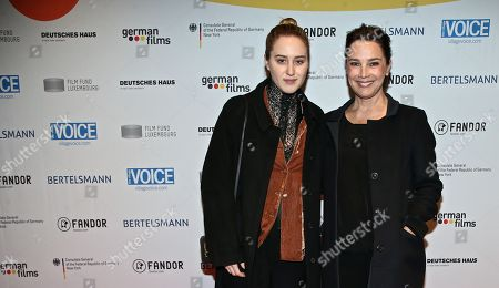 Luka Teresa-Gerda Kloser, Desiree Nosbusch