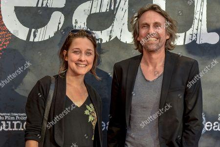 Editorial image of 10th Beaune International Thriller Film Festival, France - 06 Apr 2018