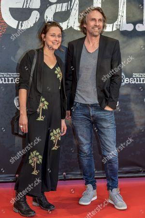 Editorial photo of 10th Beaune International Thriller Film Festival, France - 06 Apr 2018