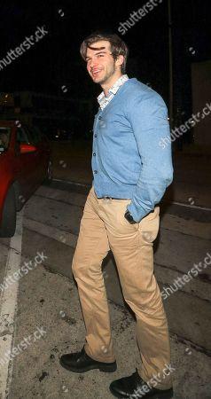 Editorial photo of Celebrities at Craig's Restaurant, Los Angeles, USA - 06 Apr 2018