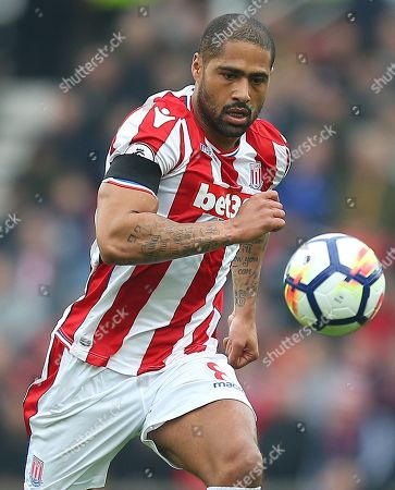 Glen Johnson  of Stoke City