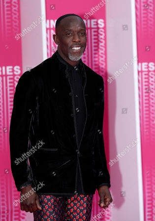 Michael Kenneth Williams at the 'The Truth About the Harry Quebert Affair' screening