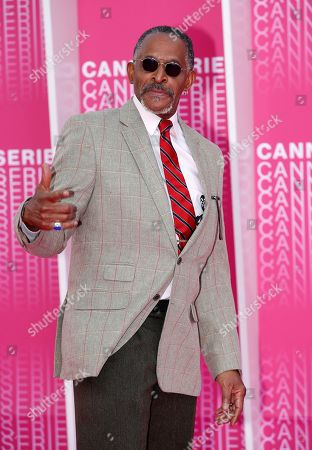 Antonio Fargas at the 'The Truth About the Harry Quebert Affair' screening