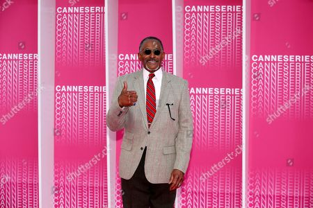 Stock Photo of Antonio Fargas at the 'The Truth About the Harry Quebert Affair' screening