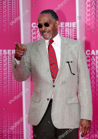 Stock Image of Antonio Fargas at the 'The Truth About the Harry Quebert Affair' screening
