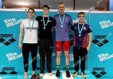 Editorial image of 2018 Long Course Swimming Championships, National Aquatic Centre, Dublin  - 07 Apr 2018