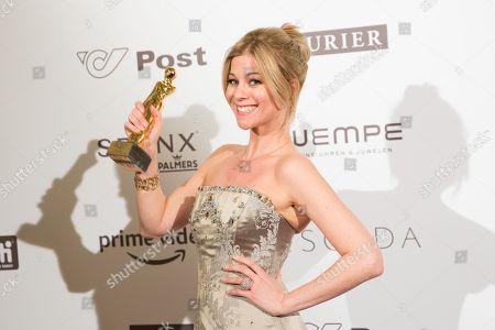 Editorial photo of Romy Austrian TV awards, Vienna, Austria - 07 Apr 2018