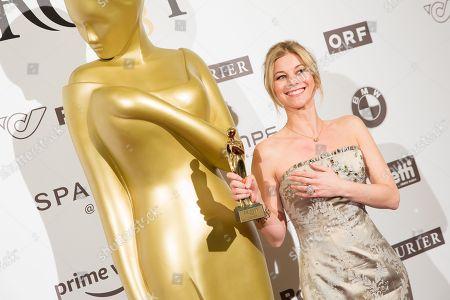 Editorial picture of Romy Austrian TV awards, Vienna, Austria - 07 Apr 2018