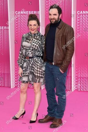 David Mora and Anne-Elisabeth Blateau