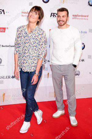 Sherry Hormann and Edin Hasanovic