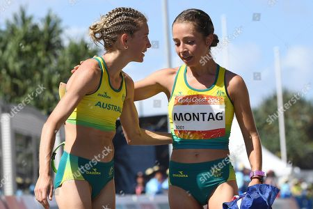 Claire Tallent and Jemima Montag