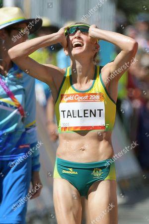 Editorial picture of Gold Coast Commonwealth Games 2018, Australia - 08 Apr 2018