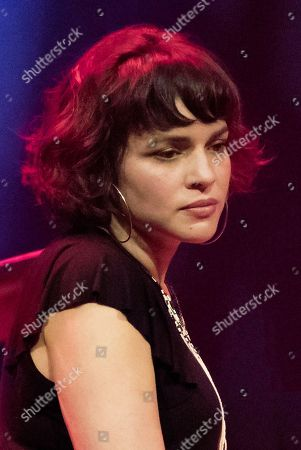 Norah Jones concert Acropolis Nice Stock Photos & Pictures ...