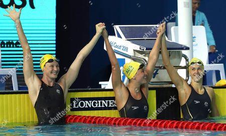 Editorial photo of Commonwealth Games Swimming, Gold Coast, Australia - 08 Apr 2018