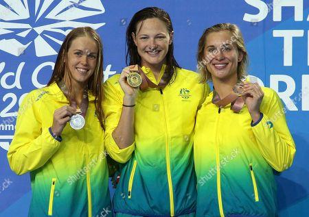 Editorial picture of Commonwealth Games Swimming, Gold Coast, Australia - 08 Apr 2018