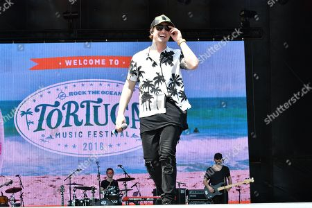 Editorial photo of Tortuga Music Festival, Ft Lauderdale, USA - 07 Apr 2018