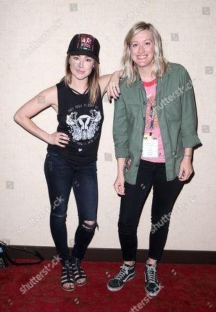 Lindsey McKeon, Rachel Paulson