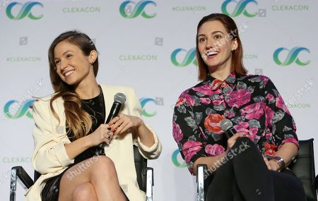 Dominique Provost-Chalkley, Katherine Barrell