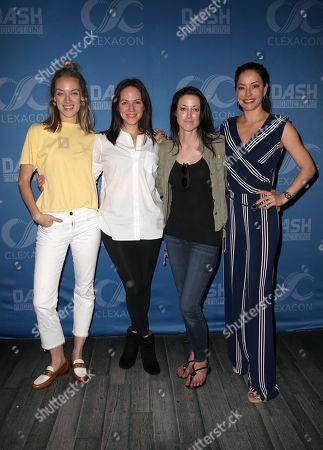 Rachel Skarsten, Anna Silk, Zoie Palmer, Emmanuelle Vaugier