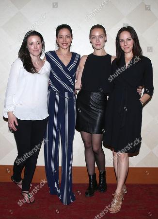 Zoie Palmer, Emmanuelle Vaugier, Rachel Skarsten, Anna Silk