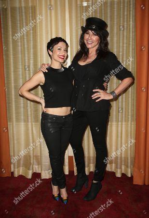 Nicole Pacent, Marina Rice Bader
