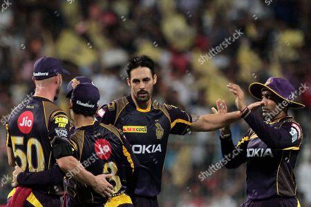 Editorial image of Cricket VIVO IPL 2018, Kolkata, India - 08 Apr 2018