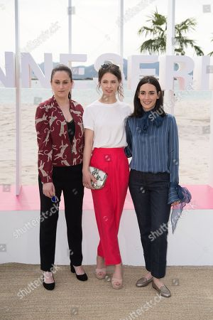 Editorial picture of Jury photocall, Cannes International Series Festival, France - 08 Apr 2018
