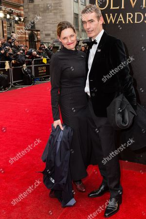 Editorial photo of The Olivier Awards, VIP Arrivals, Royal Albert Hall, London, UK - 08 Apr 2018