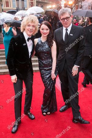 Andrew Polec, Christina Bennington and Jay Scheib