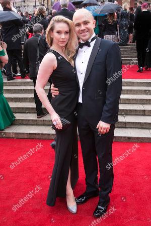 Editorial image of '2018 Laurence Olivier Awards' arrivals, London, UK - 08 Apr 2018