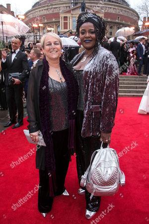 Susie McKenna and Sharon D Clarke