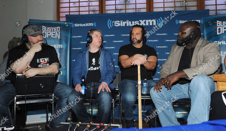 Bubba Ray Dudley, Dave LaGreca, Tommy Dreamer and Mark Henry