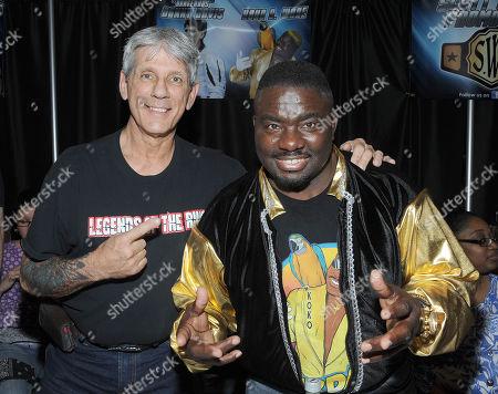 Danny Davis and Koko B Ware