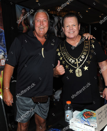 Honky Tonk Man and Jerry Lawler