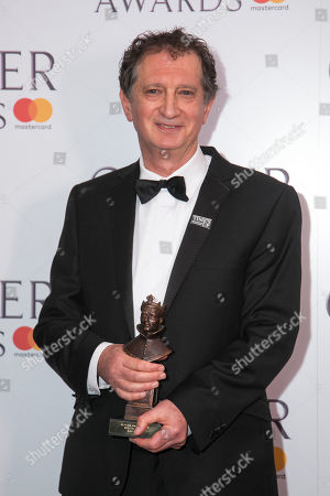 David Lan accepts the Special Award