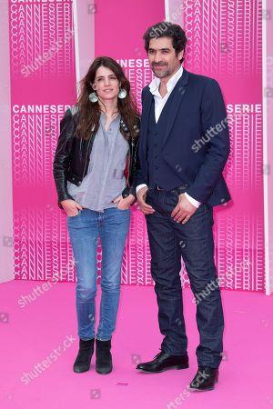 Aurore Erguy and Abdelhafid Metalsi