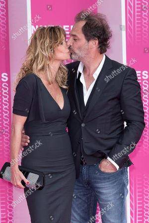 Ingrid Chauvin and Thierry Peythieu