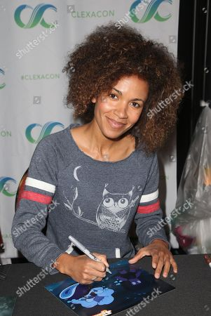 Stock Image of Erica Luttrell