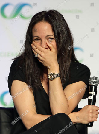Stock Picture of Anna Silk