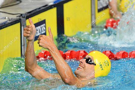 Editorial picture of Gold Coast Commonwealth Games 2018, Australia - 09 Apr 2018