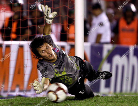 Editorial photo of Brazil Copa Sudamericana, Buenos Aires, Argentina - 8 Dec 2010